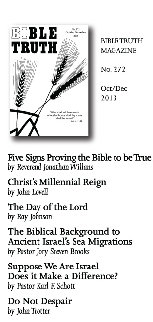 Bible Truth Magazine No 272 articles